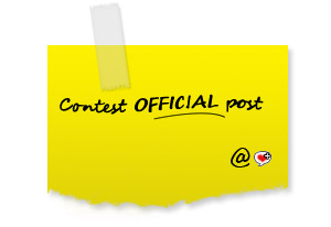Official contest post