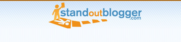 stand out blogger