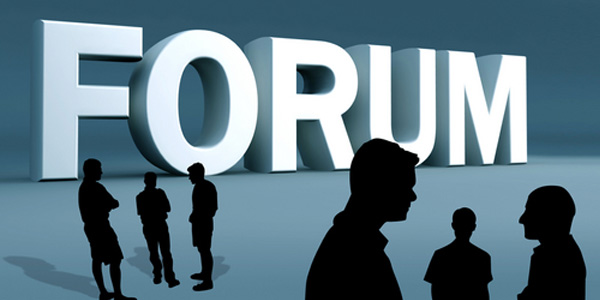find discussion forums in your niche