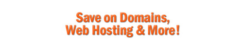 GoDaddy coupons and promo codes