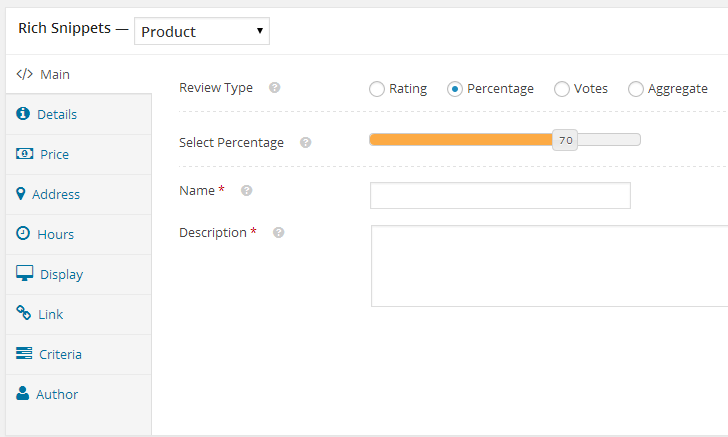 wp-rich-snippets-product-percentage-review