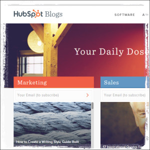 Hubspot Business Blog
