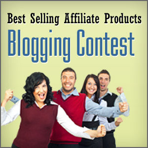 Best Selling Affiliate Products Contest