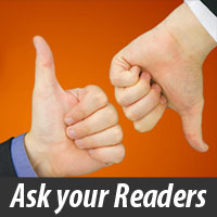 Ask Your Readers