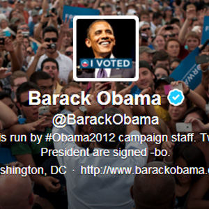 Obama's Staff Using Twitter Influence to Turn Out the Vote via Mass DMs