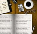 Blog Theme and Template