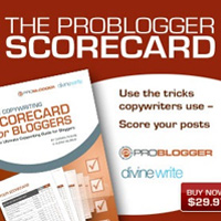 Copywriting Scorecard