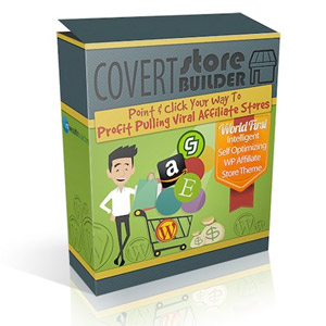 Covert Store Builder Theme Review – Build Online Store in Few Minutes
