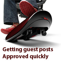 Quickly Approved Guest Posts