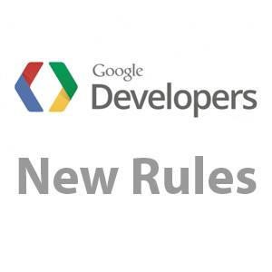 Google's New App Developer Rules