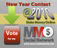 Making Money Online Social Network contest 2010