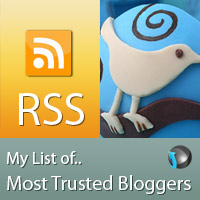 Most Trusted Bloggers