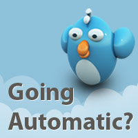 twitter automatic