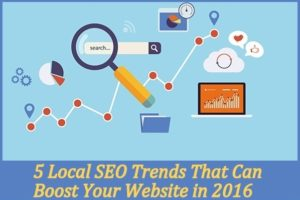 5 local seo trends