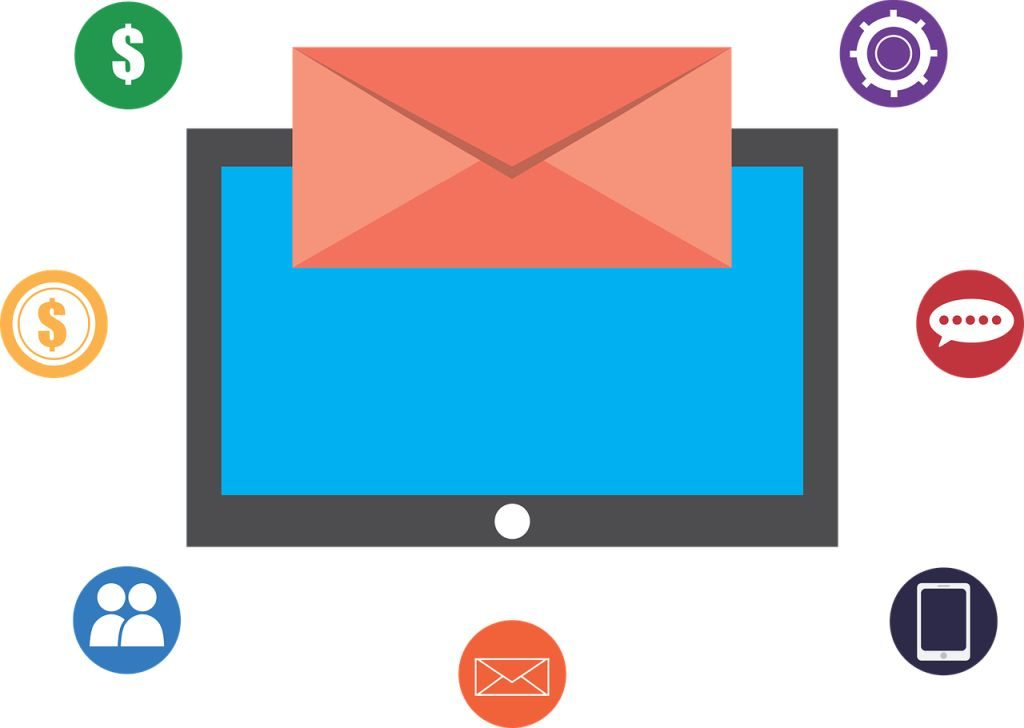 4. Have an Email Marketing Campaign